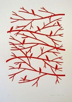 Love twigs & birds...