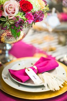 Table Scape | Place Setting