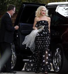Gwen Stefani #polkadots