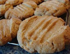 online accounting degree programs: Peanut Butter Cookies Recipe