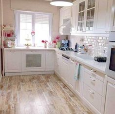 Instagram renkli mutfakları