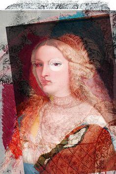 Curls (Red), 2012 by Jaana Rannikko. Pigment print, image size 83,5 x 60,5 cm, edition 1/6 + 2AP. Price 1900€. Inquiries sari.seitovirta@seitsemanvirtaa.com.