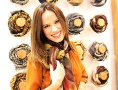 Guapísima y radiante, nuestra embajadora de Bissú @Alessandra Martín te presenta la nueva colección de fulares.  #moda #nuevatemporada #newcollection #bolsos #outfit #fashion #bag #backpack #instafashion #complements #accessories #outfitoftheday #accesorios #HashTags #beautiful #beauty  #nuevatemporada #spanishblogger #fashionblogger #otoño #invierno #trendy