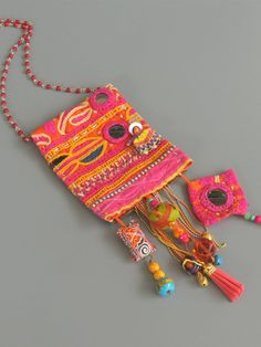 Welcome to Atli Art, where you will find a creative and colorful array of fabric accessories and crafts
