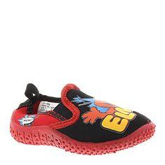 Sesame Street Elmo Water Shoe Boys' Infant-Toddler Slip On Lake Beach, Beach Trip, Aqua Socks, Boys Swimwear, Beach Gear, Water Shoes, Elmo, Boys Shoes, Slip On