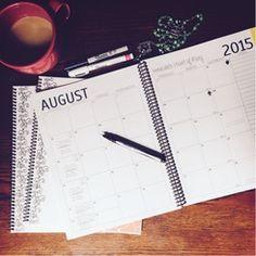 Catholic Through the Year 2016 Planner