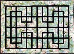 chinese window lattice - Google Search