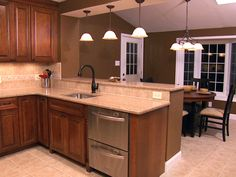 Sinks, Faucets and Countertops from Kitchen Impossible : Home_improvement : DIY