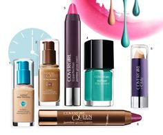 Novidades Covergirl! Veja os últimos produtos lançados para a primavera.