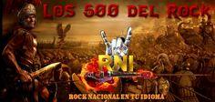 Rock Nacional en tu Idioma: Los 500 del Rock