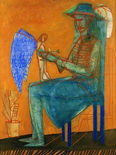 Bela Kondor Art Blog, Illustration Art, Paintings, Inspiration, Image, Hungary, Artists, Google, Modern
