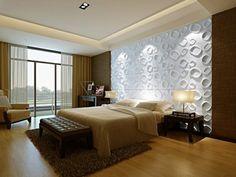 Schlafzimmer Inspiration Moderne Einrichtung Wandgestaltung Wandpaneel  Wandpaneel 3d Wandpaneel Wandpaneel Wandgestaltung