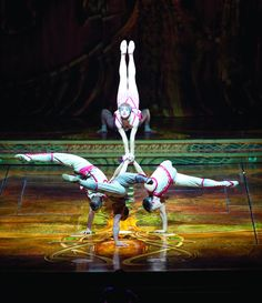 I NEED to see this on my next trip to #Vegas!! Zarkana™ by Cirque du Soleil® at ARIA Resort & Casino
