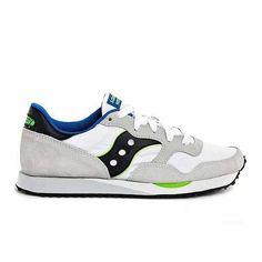 Prezzi e Sconti: #Dxn trainer  ad Euro 99.95 in #Saucony originals #Scarpe sneaker tutte