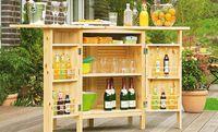 Bauplan: Mobile Bar