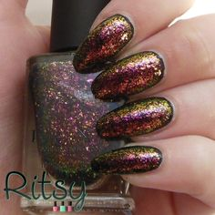 ILNP Electric Carnival Swatch by Ritsy NL