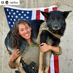 Doing our best to protect the republic, our great United States of America. Military Working Dogs, Military Dogs, Military Women, Police Dogs, Military Police, Military Helicopter, Military Photos, Usmc, American Veterans