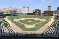 TEXAS~TRIPLE A BASEBALL in El Paso, Tx.El Paso Steps Up to Plate | article by Wall Street Journal