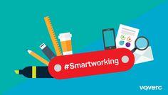 """"""" Smart work o Trabajo inteligente"""""""