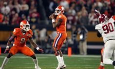 Deshaun Watson should be top overall prospect in 2017 = As the 32 NFL teams continue grinding away at training camp in preparation for the 2016 season most, if not all, of their respective scouting departments have already started the player evaluation process on.....