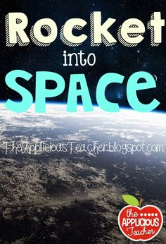 Rocket into Space! So many great ideas for bringing  Space into your literacy, social studies, and science time!