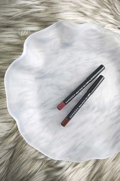 Two Sephora Nano Lip Liners for fall