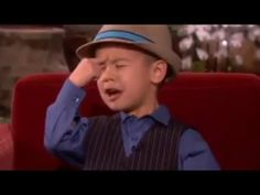 Kai on Ellen Sings GRENADE by Bruno Mars...this is seriously the cutest thing ever.