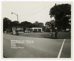 1100 North Salina Street, October 5, 1961