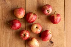 5 Health Reasons to Munch on Apples  http://www.runnersworld.com/fridge-wisdom/5-health-reasons-to-munch-on-apples