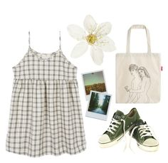 school by saralaurasefrankova on Polyvore featuring polyvore fashion style Ethletic Polaroid clothing