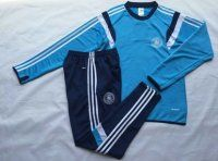 Germany National Team 2015-2016 Training Suit With Pants Blue [B404]