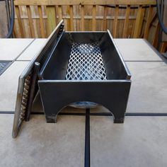 Awesome Hibachi Style Grill Compact Grill Portable Grill от MobeyGrills