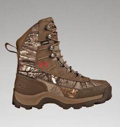 Women's UA Brow Tine 800 Reatlree Camo Hunting Boot  #Realtreecamo