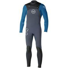 XCEL Hawaii - 3/2 Infiniti Comp Wetsuit - Men's - Gunmetal/Nautical/Black