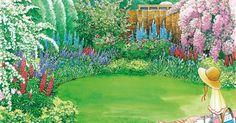 In neu angelegten Gärten ist es mit der Privatsphäre oft nicht weit her, weil ein geeigneter Sichtschutz fehlt. Mit diesen attraktiven Gestaltungsideen wird ein übersichtliches Neubaugrundstück vor neugierigen Blicken abgeschirmt. Mit Pflanzplänen als PDF zum Herunterladen und Ausdrucken.