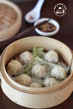 Xiao Long Bao - high protein flour and alkaline water for stretchy skin