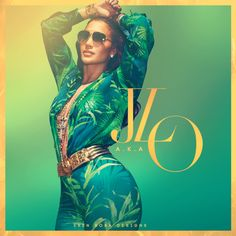 Jennifer Lopez - Jennifer Lopez - A.K.A. made by Eren Bora Designs