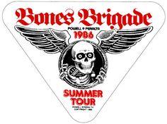 Summer Tour - Bones Brigade