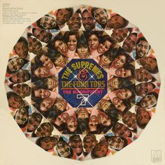 The Supremes & The Four Tops - The Magnificent 7 (Vinyl, LP, Album) at Discogs