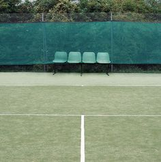 #Tennis court and lines