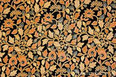 Indonesian Batik Sarong by Shariff Che\' Lah, via Dreamstime