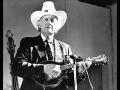 Bill Monroe and Don Reno - Bluegrass Stomp (Live)