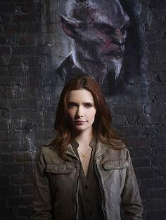 Bitsie Tulloch as Juliette Silverton, Grimm
