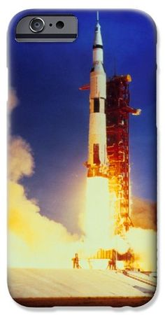 Apollo 11 Launch #iPhone6 Case (click image to begin shopping) #gifts #phonecase #products