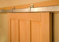 Bedroom closet Skidding doors?