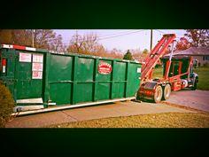 Big Dumpster Rental Goose Lake Iowa: (563) 332-2555 Big Dumpster Rental Goose Lake, Iow...
