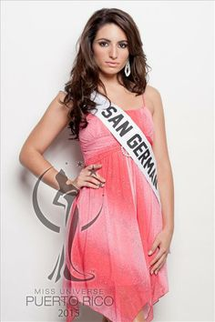 Miss Universe SAN GERMÁN, Paola Campos. #MissUniversePuertoRico2015 #MUPR2015 #MissSanGerman #PaolaCampos