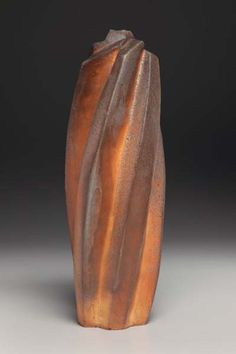 Eric Knoche clay sculpture at MudFire Gallery
