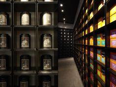 T2B tea-retailing by Landini Associates, Sydney