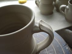 Dan Finnegan - Studio Pottery: Pots and Peeves and the Natural world